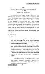( RPJMD ) KABUPATEN FLORES TIMUR Rencana Pembangunan
