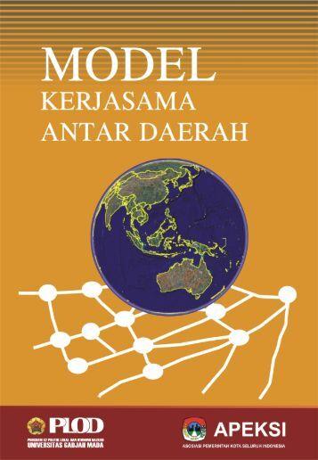 Bab 4 Model Kerjasama Antar Daerah - Bayu Dardias - Universitas ...