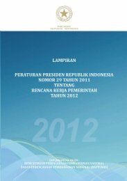 Lampiran Buku III - Direktorat Hukum dan HAM