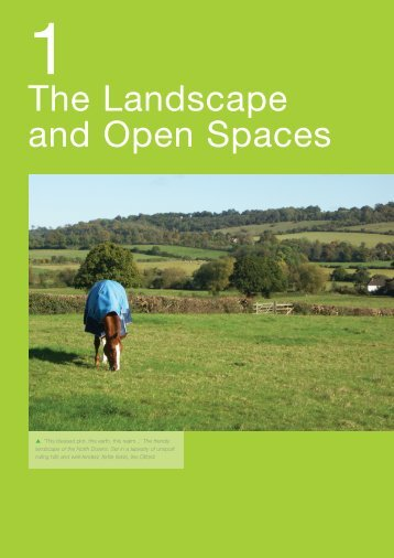 1 The Landscape and Open Spaces - Otford.info