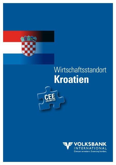 Wirtschaftsstandort Kroatien - Volksbank International AG