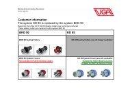 KD 85 - UGA System Technik