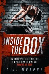 a preview of Inside the Box - VeloPress