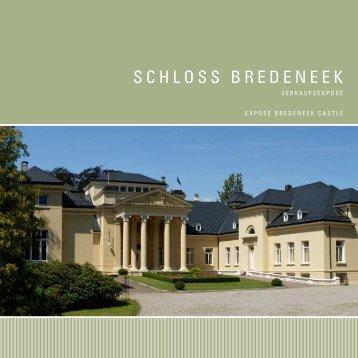 SchloSS Bredeneek - DETTNER-IMMO