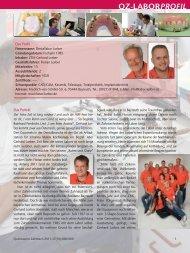 Download Laborprofil Quintessenz Zahntechnik - Dental Labor Lorber