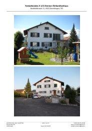 freistehendes 5 1/2-Zimmer-Einfamilienhaus - immobucheggberg.ch
