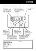 Detector electrónico BE 200 - CHACO - Page 4