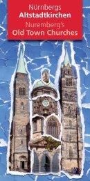 Nürnbergs Altstadtkirchen - Congress- und Tourismus-Zentrale ...