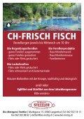 FRISCHE FRUTIGER FISCH FILETS - Metzgerei Stettler - Seite 2