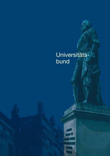 Universitätsbund - Friedrich-Alexander-Universität Erlangen-Nürnberg