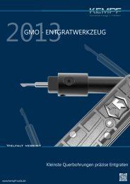 GMO - ENTGRATWERKZEUG - Kempf