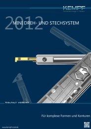 MINI DREH- UND STECHSYSTEM - Kempf