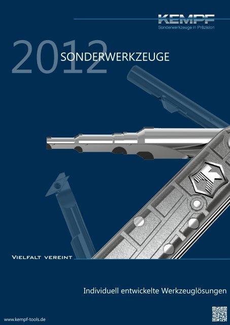SONDERWERKZEUGE - Kempf