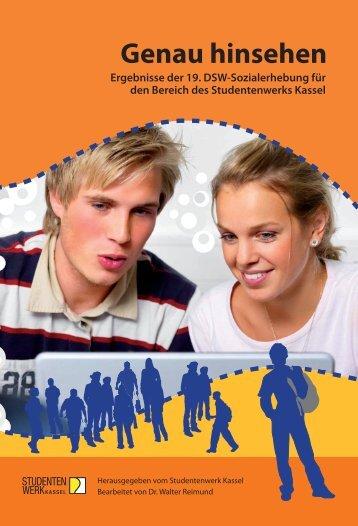 Genau hinsehen - Studentenwerk Kassel