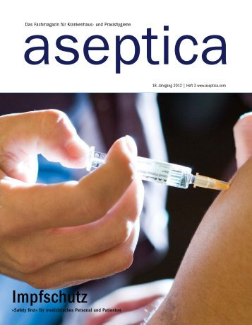 Ausgabe 3/2012 - aseptica