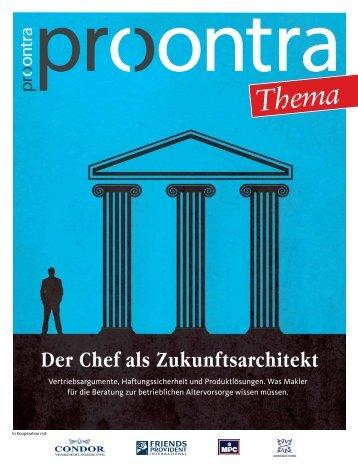 procontra-Thema baV