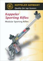 Keppeler Sporting Rifles