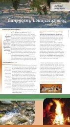 YogalehrerInnen Ausbildung - SAMADHI – Schule für Yoga und ...