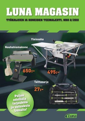 650:- 27:- 495:- - Kuopion Tekniikka Oy