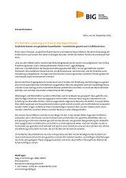 HTL Karlstein: Sanierung und Erweiterung abgeschlossen - BIG