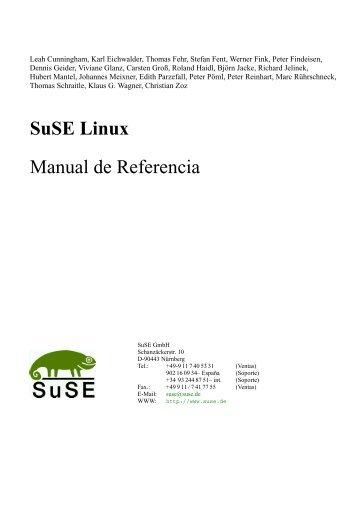 www red redial net magazines rh yumpu com manual suse linux manual de linux suse pdf