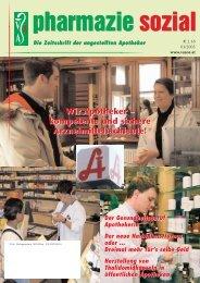 Wir Apotheker – kompetente und sichere ... - VAAÖ