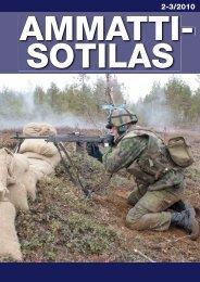 Ammattisotilas 2-3/2010 (pdf) - Aliupseeriliitto