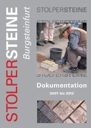 Burgsteinfurt - Stolpersteine Steinfurt