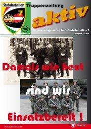 Truppenzeitung - Österreichs Bundesheer