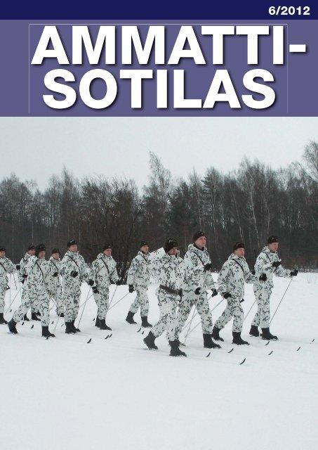 Ammattisotilas 6/2012 (pdf) - Aliupseeriliitto