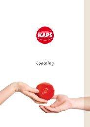 Coaching - Kaps Optik GmbH