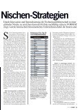Erfolgreiche Nischen-Strategien - Contrast Management-Consulting - Seite 2
