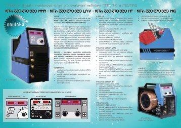 KITin 220-320 - KBU servis sro