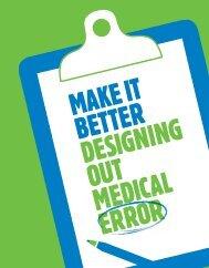 Designing Out Medical Error - Helen Hamlyn Centre - Royal College ...