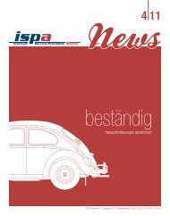 Herausforderungen annehmen - ISPA