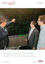 Information technology/Telecom - ABA - Invest in Austria