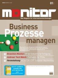 Die komplette MONITOR-Ausgabe 1/2006 können Sie