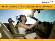 Welcome to Kapsch TrafficCom. - SolveDirect