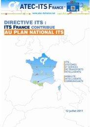 Rapport juillet 2011 - Atec/ITS France