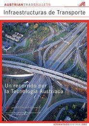 Infraestructuras de Transporte - Advantage Austria