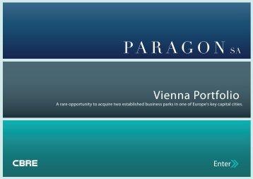 Vienna Portfolio - Paragon SA