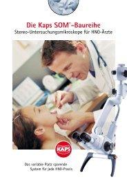 Die Kaps SOM®-Baureihe - Kaps Optik GmbH