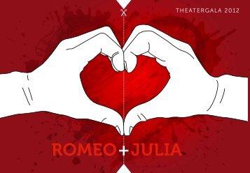 Einladung/Flyer Theatergala 2012 - Caritas Luzern