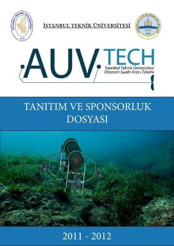 Auvtech - İstanbul Teknik Üniversitesi