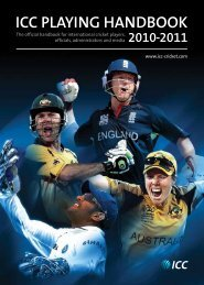 02 - International Cricket Council
