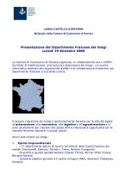 2005-29-11 - Camera di Commercio di Ferrara
