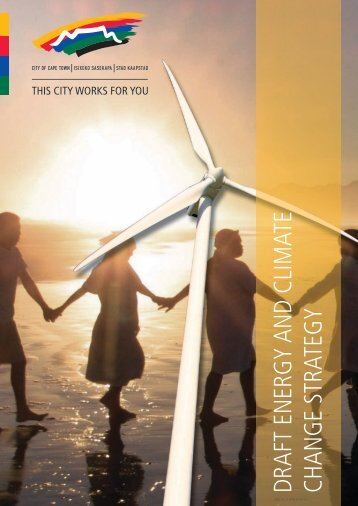 draft energy and climate change strategy - City Energy Support Unit