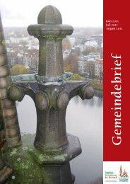 Hilde Domin - St. Gertrud