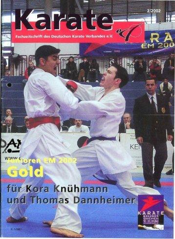 DKV-Magazin Nr. 2 - Chronik des Karate