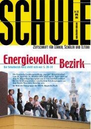 Der Schulbezirk Weiz stellt sich vor - Landesschulrat Steiermark
